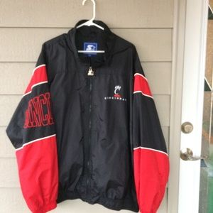 Cincinnati BearCats STARTER Jacket  Excellent Cond